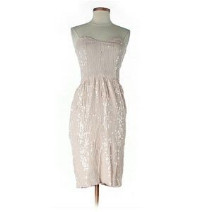Gorgeous French Connection Sequined Dress