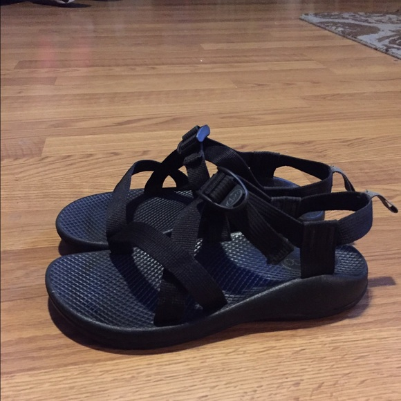 c434b6222201 Chaco Shoes - Chacos kids sz 5 women s size 7 one strap black