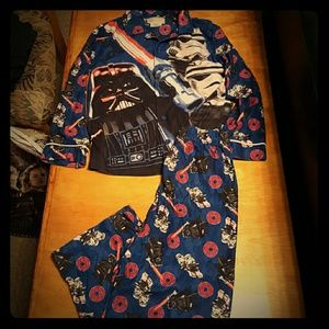 Lego Other - Boys flannel pajamas