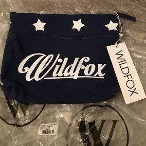 Wildfox Handbags - Nwt wildfox kitten clutch night owl SALE PRICE