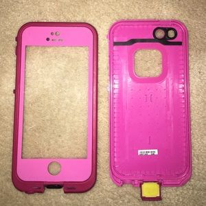 Life proof waterproof case!!!! Only used 2 times!