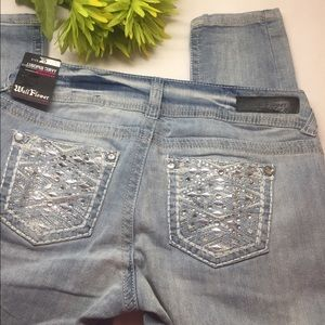 Wallflower Denim - 30%OFF BUNDLES Embellished/Distressed Skinny Jeans