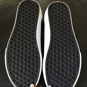 Cuir Vans Old Skool Zip Chaussures Noires Et Or tTPwfD