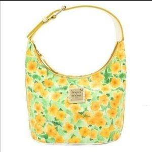 Dooney & Bourke Handbags - Dooney and Bourke Yellow Petunia handbag