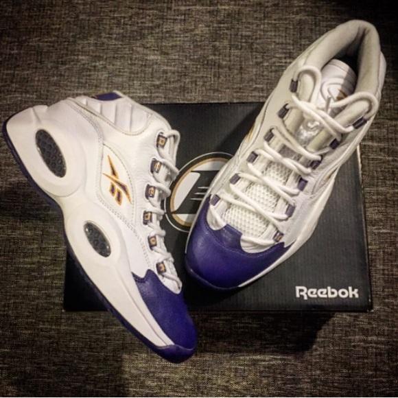 1e8c3b416ad573 Packer Shoes Exclusive Kobe Bryant Reeboks Size 10