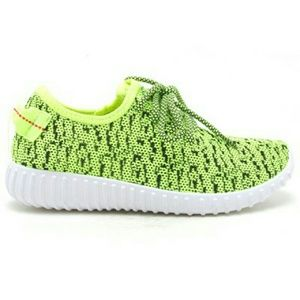 starlight footwear  Shoes - 💚Neon Yellow Running Shoes