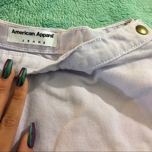 American Apparel Skirts - American Apparel Circle Skirt