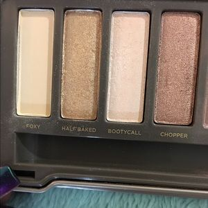 Urban Decay Other - Urban Decay Naked 2 Palette