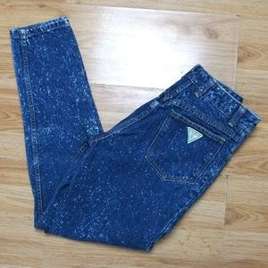 Vintage High Waist Mom Jean's by Georges Marciano
