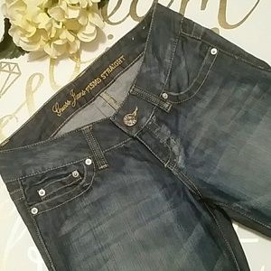 Guess Pismo Straight Jeans