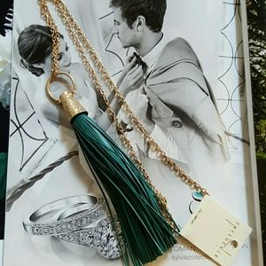 NWR Chic tassel necklace