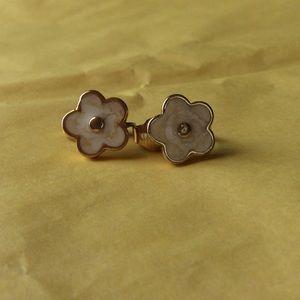 Trifari Jewelry - Vintage Trifari clip earrings.