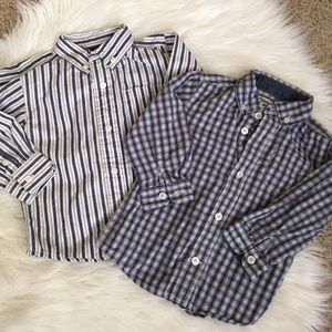 Other - {Baby Boy Button-down Bundle}