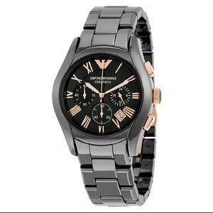 Emporio Armani  Other - NWT Emporio Armani $599 Ceramica watch