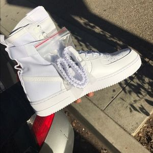 Nike Shoes - Air Force 1 SF Hightop Limited Edition Rare