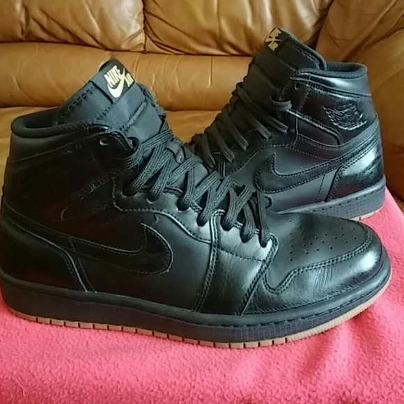 8de243339af32f ... Retro 1 Black Gum..PRICE REDUCED!! M 5827476ffbf6f98d850350bd