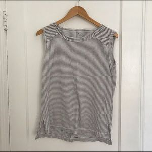 Madewell - Striped Muscle Tee