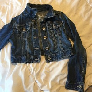 Other - Sz 7/8 mudd jean half jacket