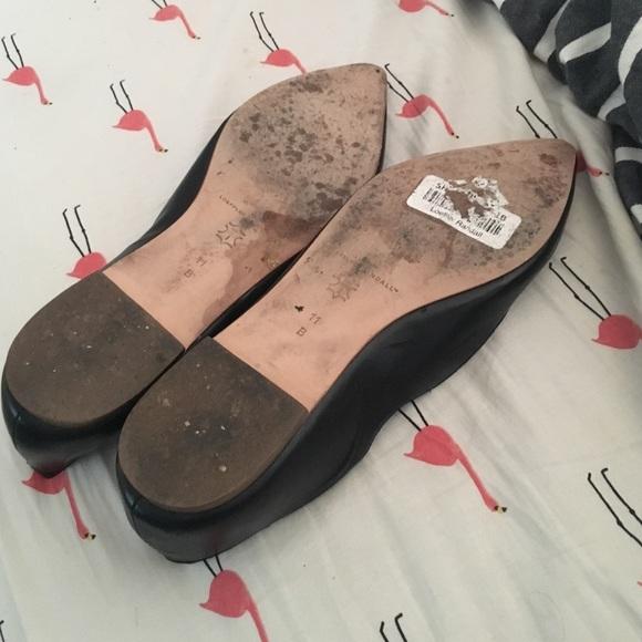 Loeffler Randall Shoes - Loeffler Randall scallop flats