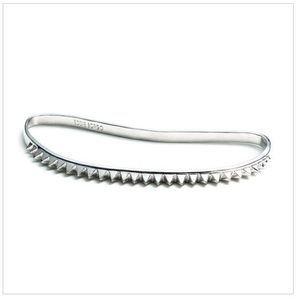 Eddie Borgo Jewelry - Eddie Borgo Silver Hand Ring
