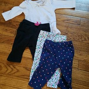 Other - 🔴SOLD🔴Bundle of Baby girl clothing