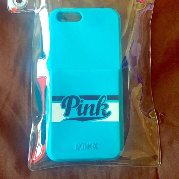 quality design 4a7e8 5c1c0 Victoria's Secret PINK iPhone 6/6s CardHolder case NWT