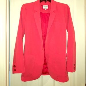Forever 21 Jackets & Blazers - Gorgeous Coral Blazer