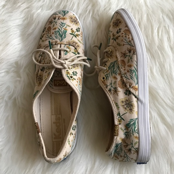 d9351fe202 Keds Garden Party Floral shoes 7 liberty London. M 58276120bf6df5917503ae04