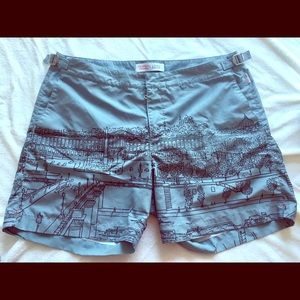 Orlebar Brown Other - Special edition Paris Review Orlebar swim short