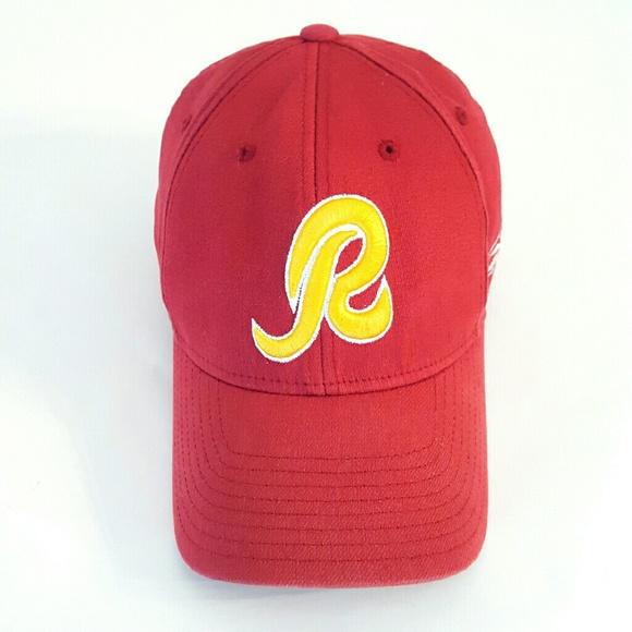 264db1c7 NFL Washington Redskins Reebok Big R Baseball cap