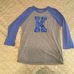 Tops - Women's K Raglan T-Shirt - SIZE M