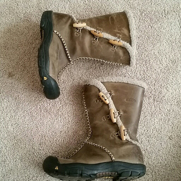 Keen Shoes | Keen Boots Girls Leather