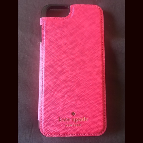 reputable site 4288c a420d Kate Spade iPhone 6/6s Wallet Case with Mirror.