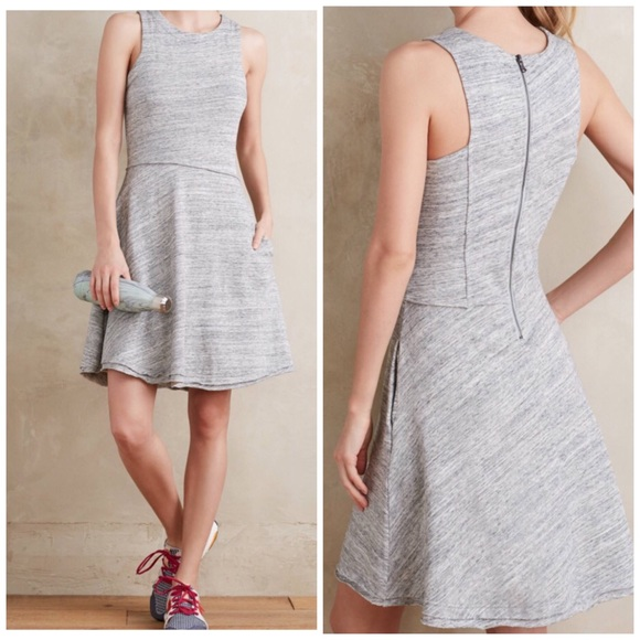 Anthropologie Dresses & Skirts - Grey State Dress Anthropologie