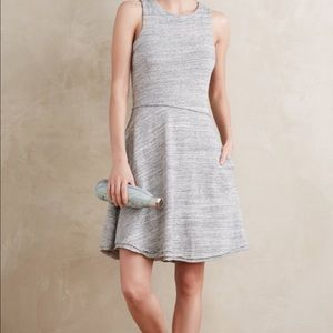 Grey State Dress With Pockets Anthropologie