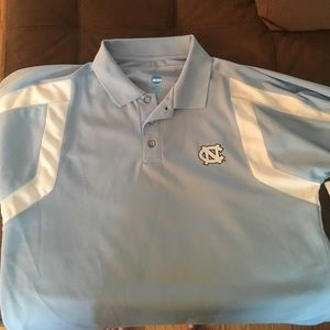NCAA Other - Men's NCAA North Carolina polo size L