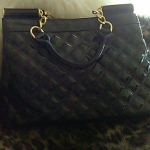 Big Buddha Handbags - Large black bag