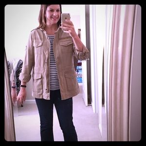 Old Navy Jackets & Blazers - Old Navy Field Jacket in Tan