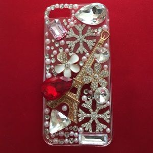 Accessories - Bling Bling phone case for iPhone 5S