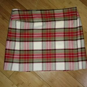 92 Off Burberry Dresses Amp Skirts Burberry Plaid Skirt