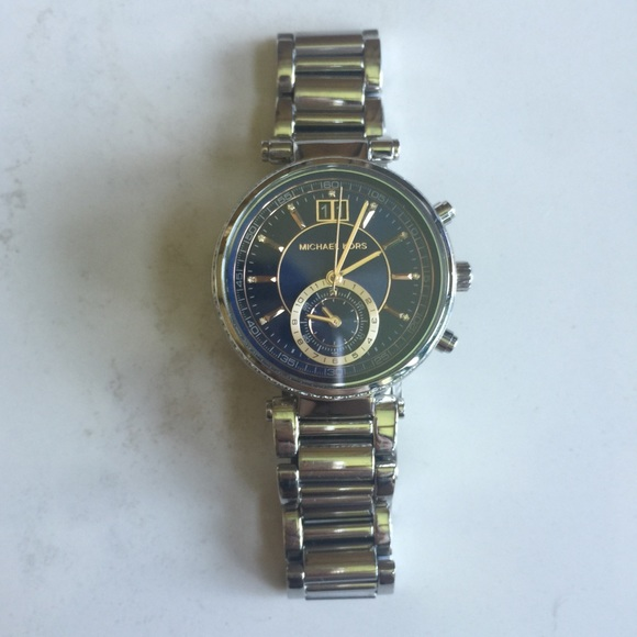 a9a7844c0a18 Michael Kors Sawyer Ladies Watch MK6224. M 58277efa5a49d0cb97041a67