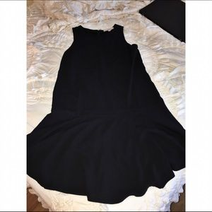 Loft Shift/Flare Dress