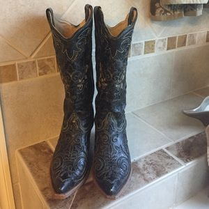corral vintage Shoes - Corral western boots 8.5