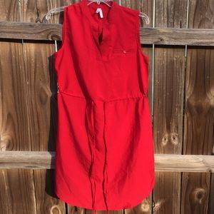 Truth Dresses & Skirts - Truth brand deep red dress