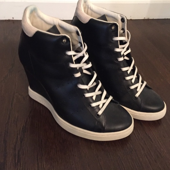 quality design 168ca d2679 Adidas Stan Smith Wedge Sneaker