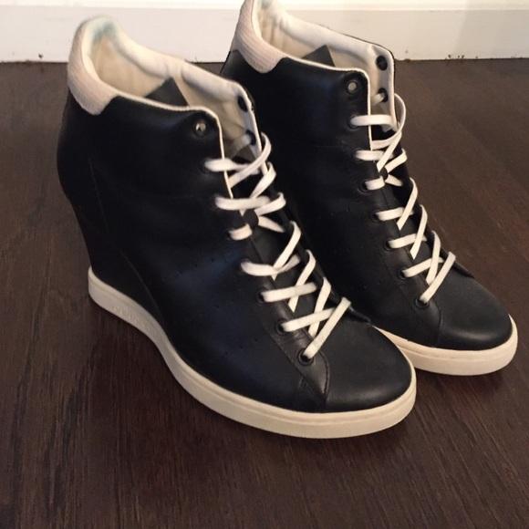 1d316003eab Adidas Shoes - Adidas Stan Smith Wedge Sneaker