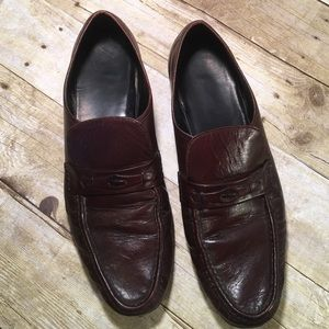 Florsheim Other - Florsheim Brown Leather Uppers Size 10 1/2 Men's