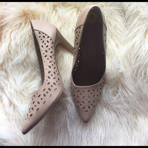 Restricted Shoes - Blush Pumps (9)