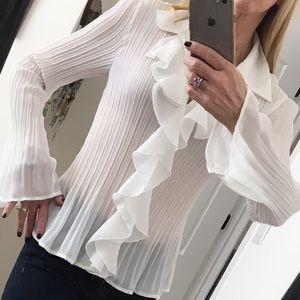Sunny Leigh Tops - Sunny Leigh dress blouse