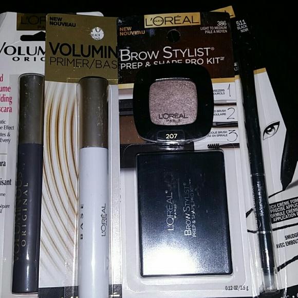 L'OREAL Paris Other - L'OREAL Eye Makeup Kit